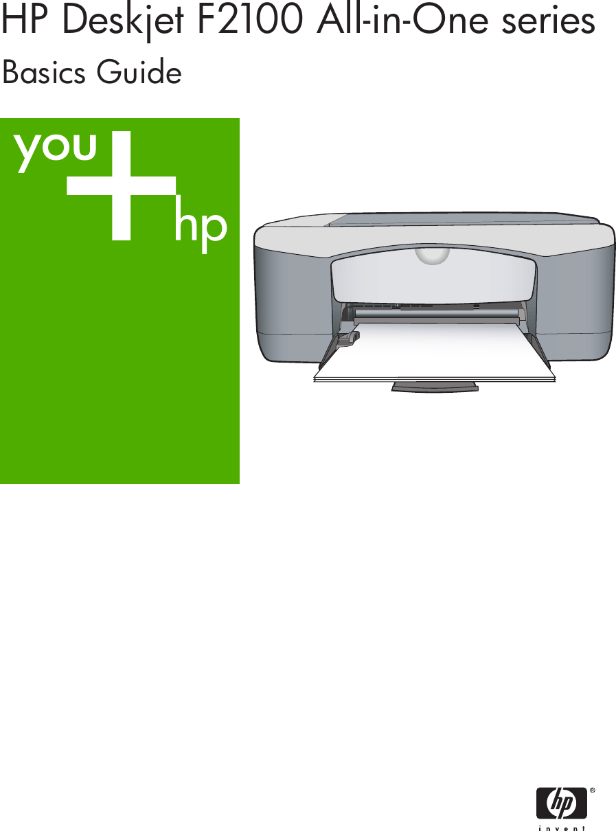 DRIVERS HP F2110 ALL IN ONE