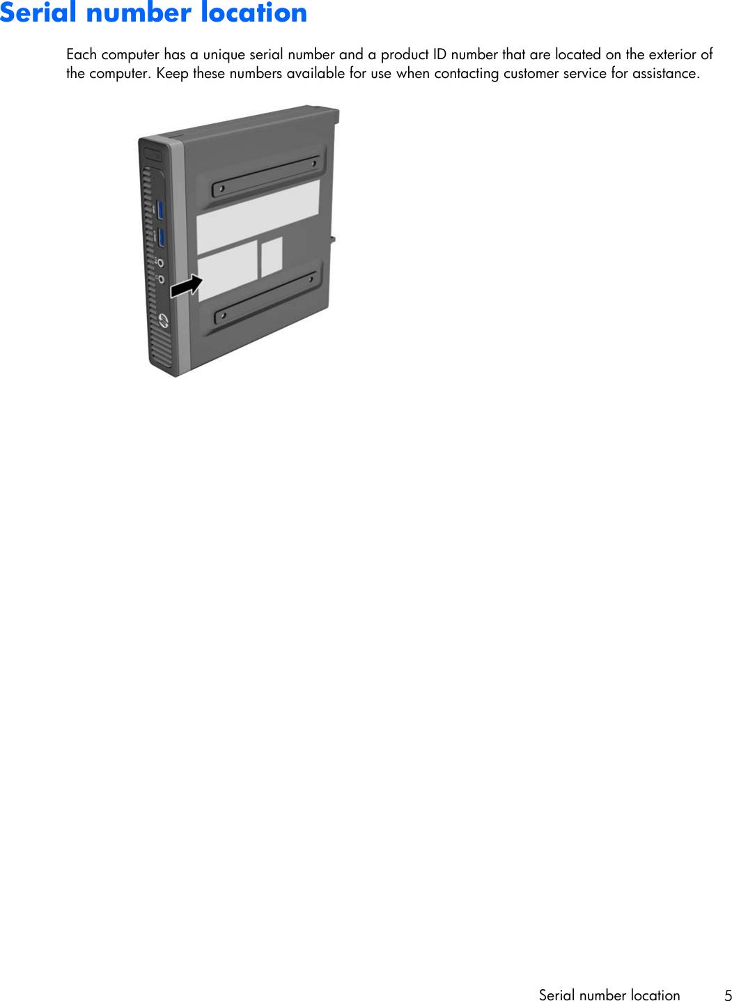 Hp Elitedesk 800 G1 Desktop Mini Pc Service And Maintain