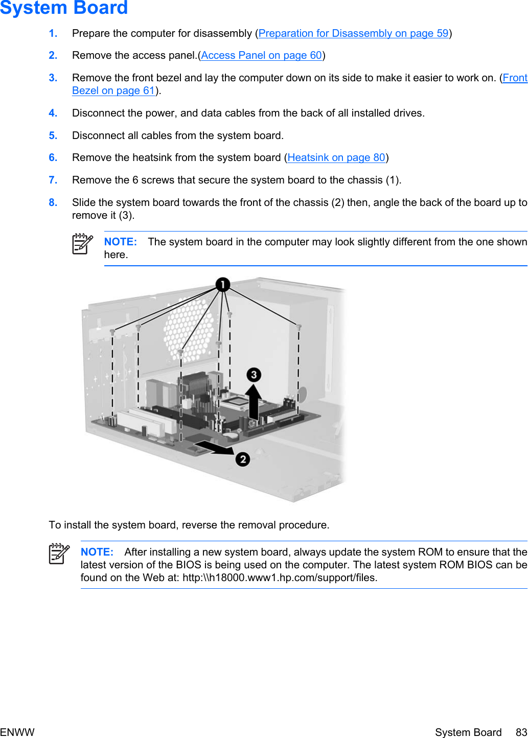Hp Compaq Dx2250 Users Manual