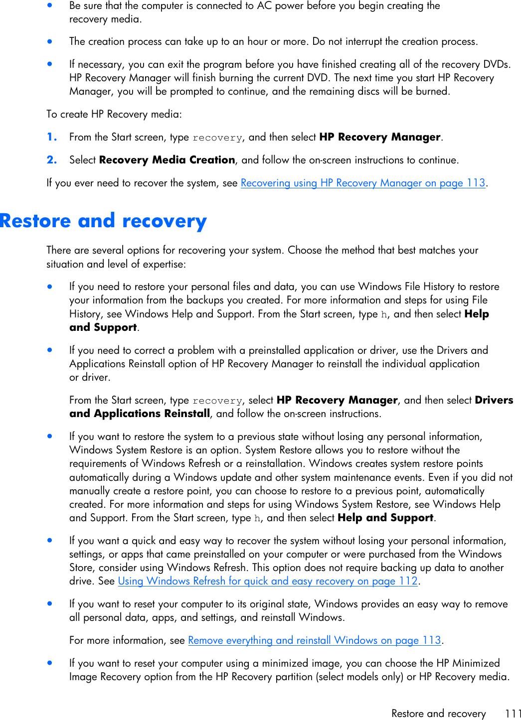 Hp Dv6 7363Cl Notebook Refurb D1B19Uaraba Users Manual