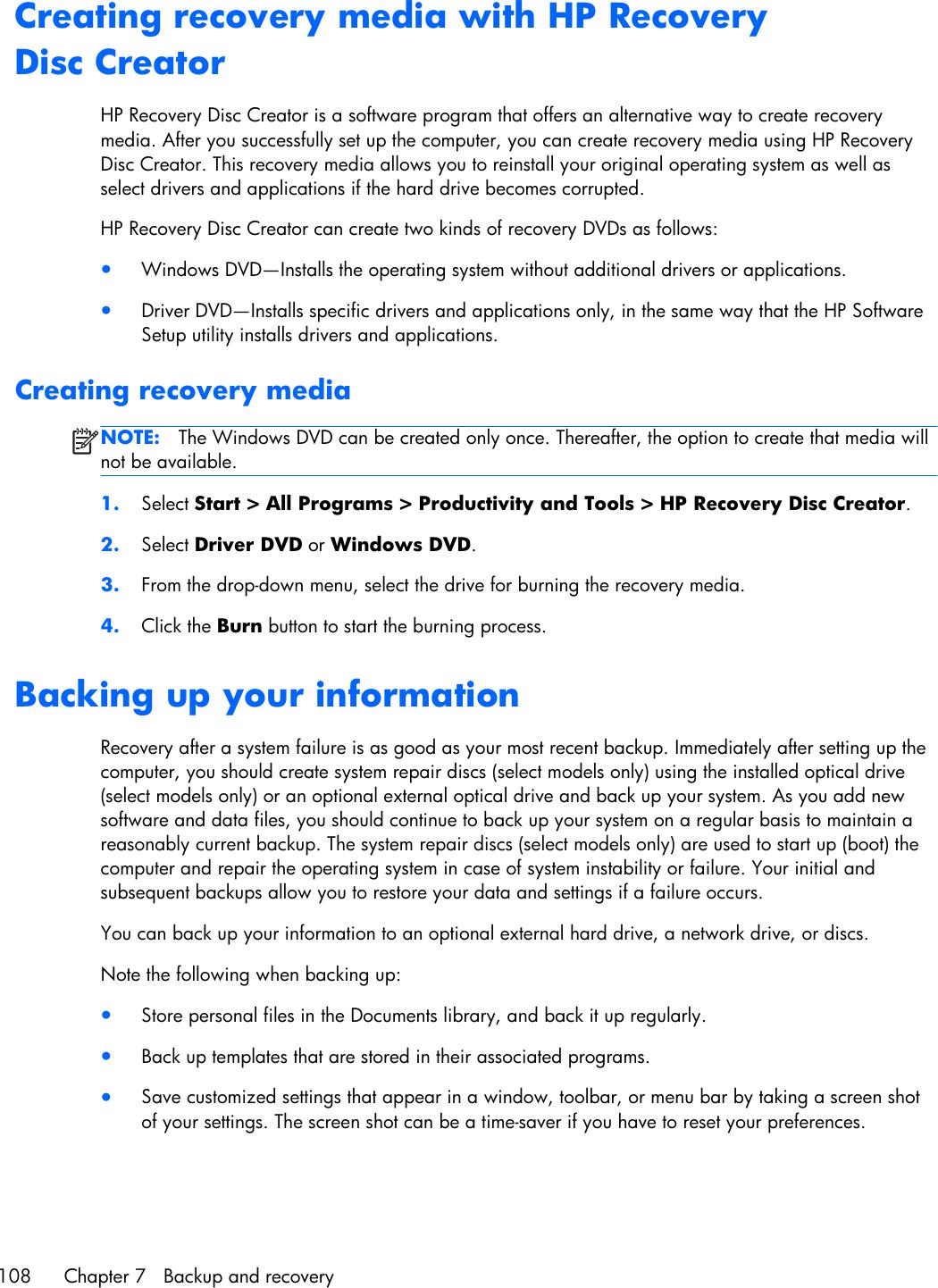 Hp Elitebook 2570P Notebook C6Z51Utaba Users Manual