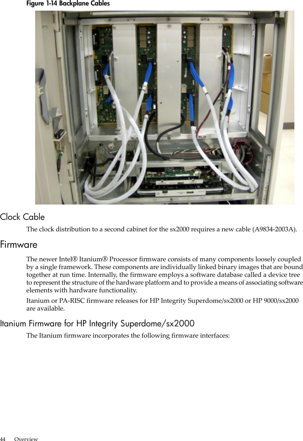 hp superdome sx2000 firmware