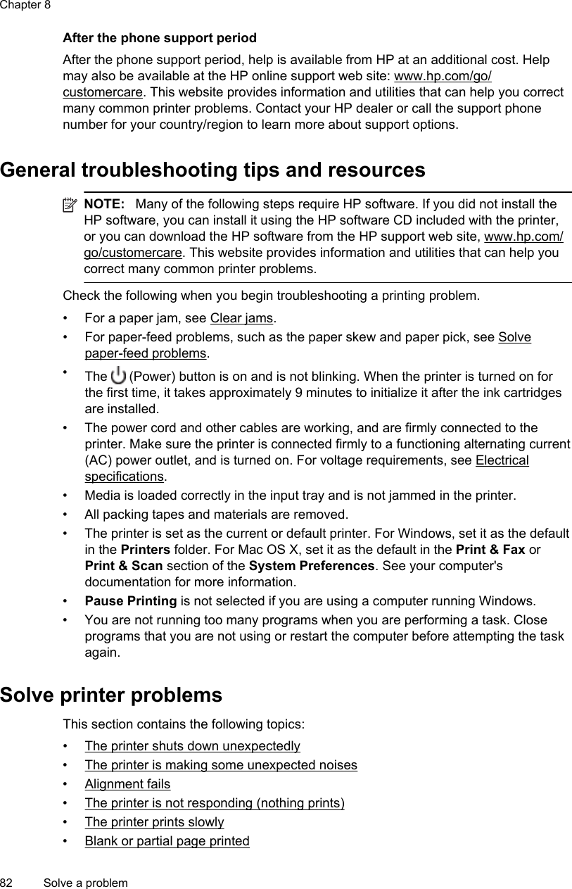 Hp Officejet 4620 4610 Users Manual 4610/4620 User Guide – ENWW