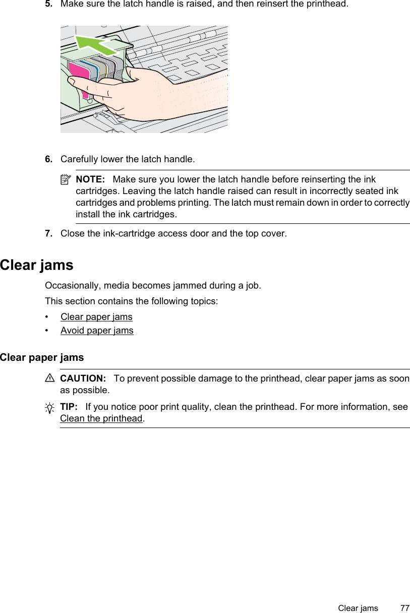 Hp Officejet Pro 8100 N811A Inkjet Printer Users Manual