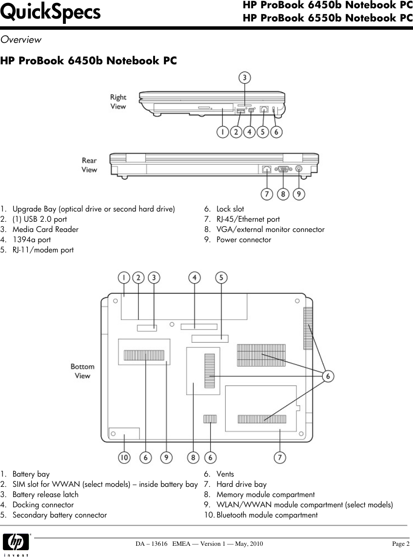 Hp Laptop Battery Pinout Diagram