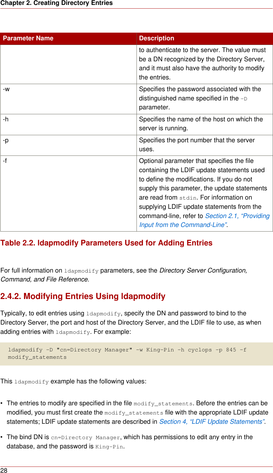 Hp Ux Red Hat Directory Server Software Administrators Guide