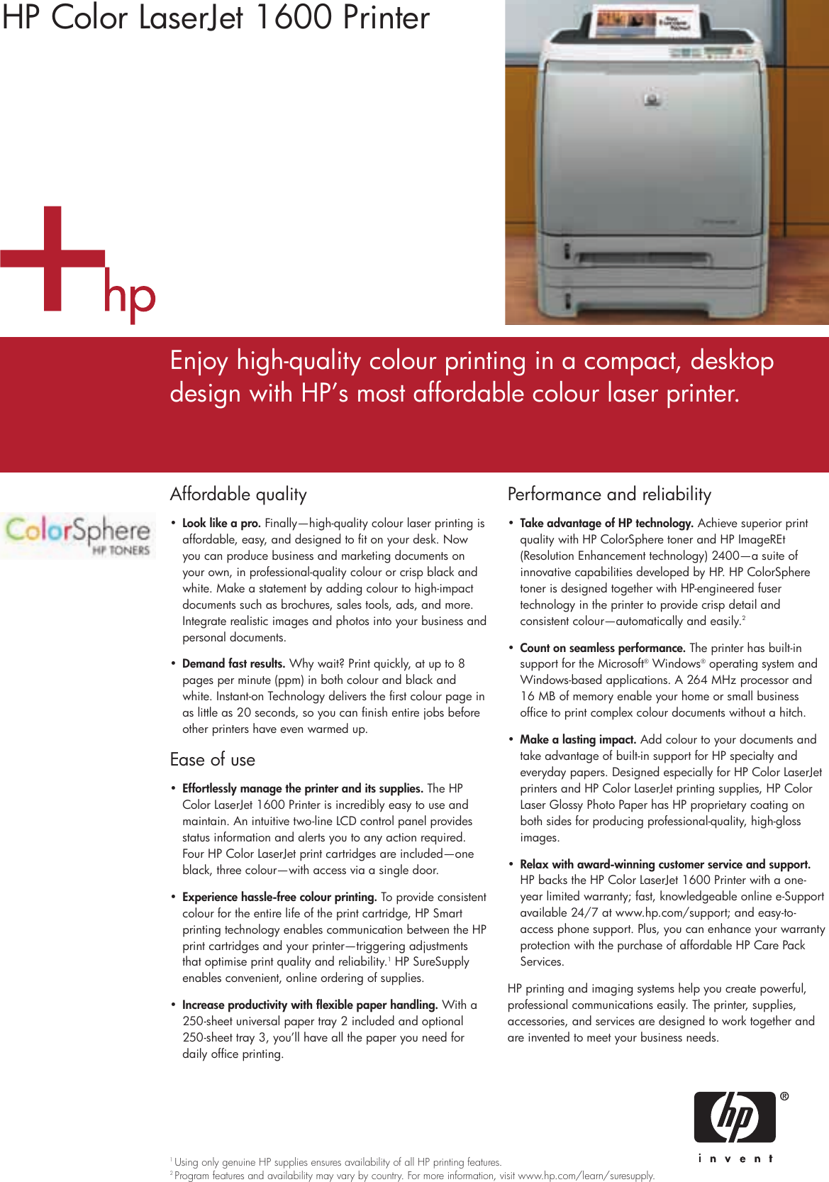 Hp color laserjet 1600 manual pdf.