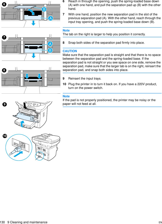 Hp Laserjet 3300Mfp Users Manual LJ 3300 Mfp User Guide EN