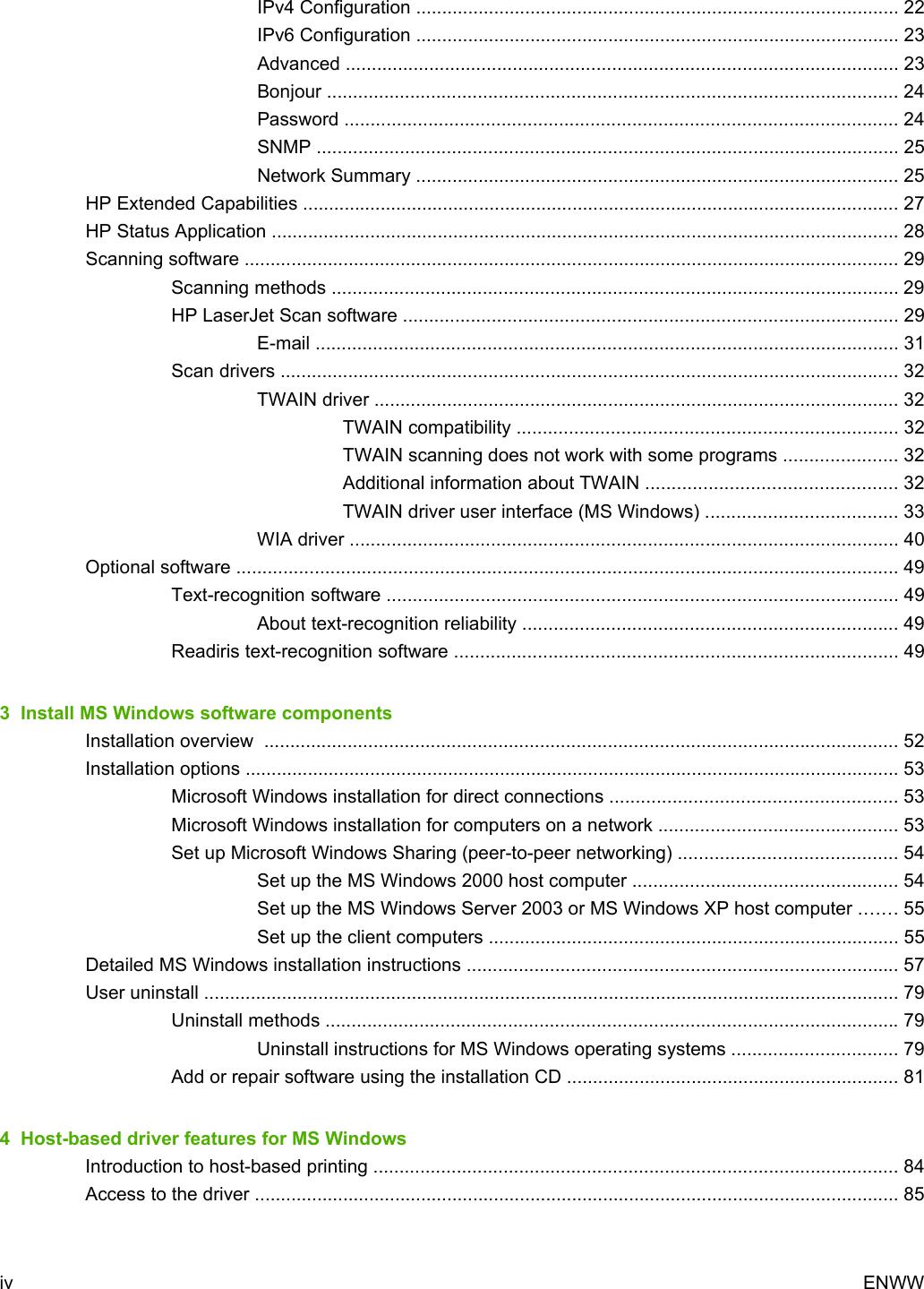 Hp Laserjet M1120 Multifunction Printer Reference Guide MFP Series