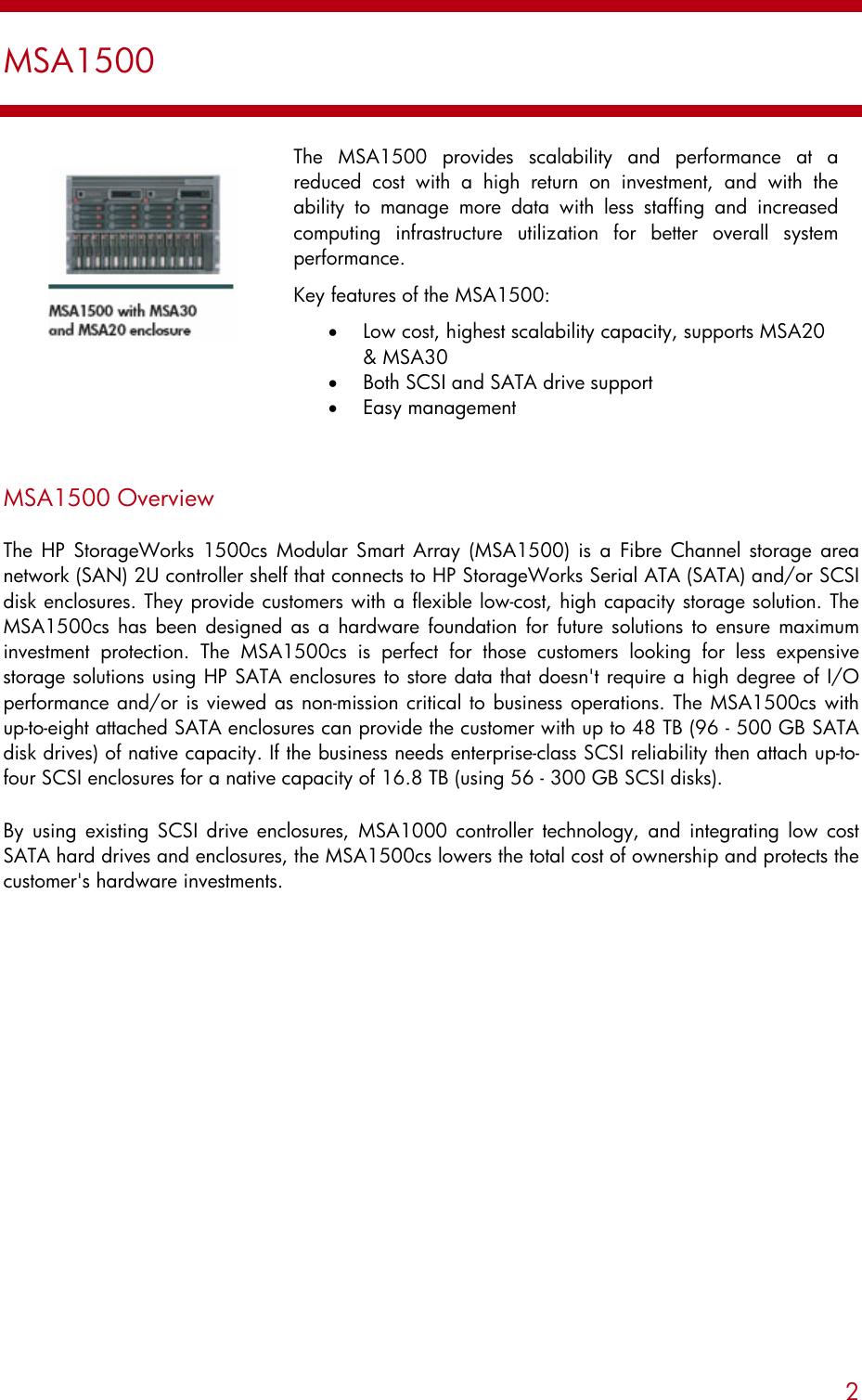 Hp Msa30 G2 With 7 300Gb Hdd Bundle Setup And Install SCO