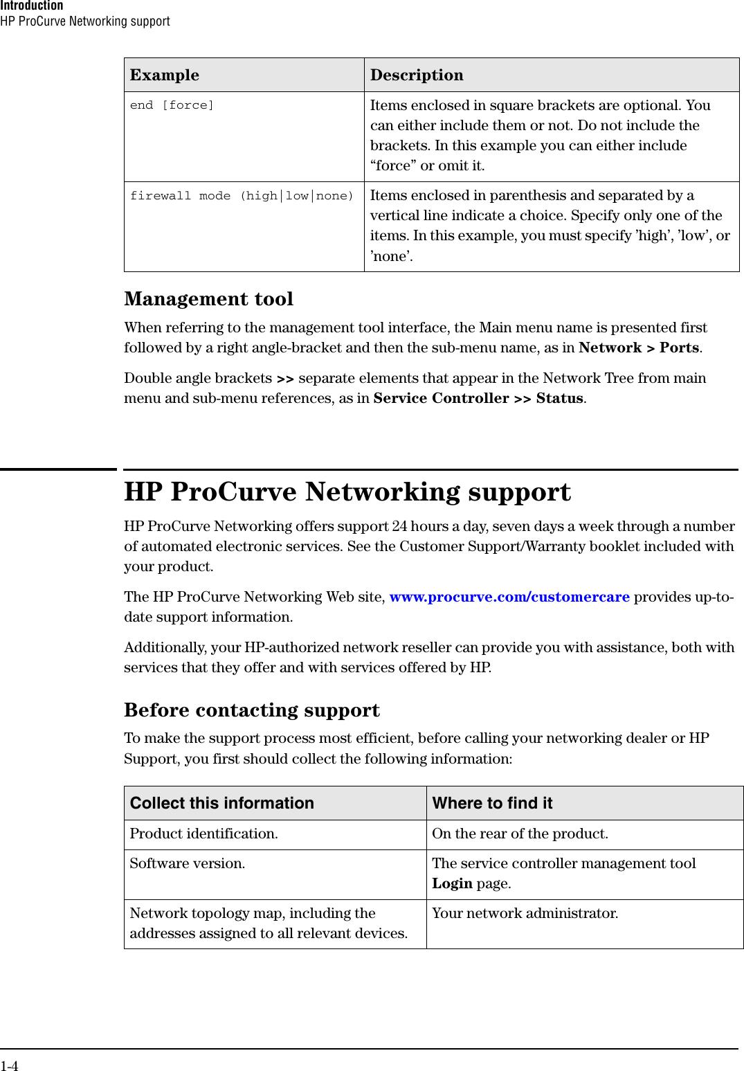 Hp Msm7Xx Users Manual ProCurve Controllers CLI