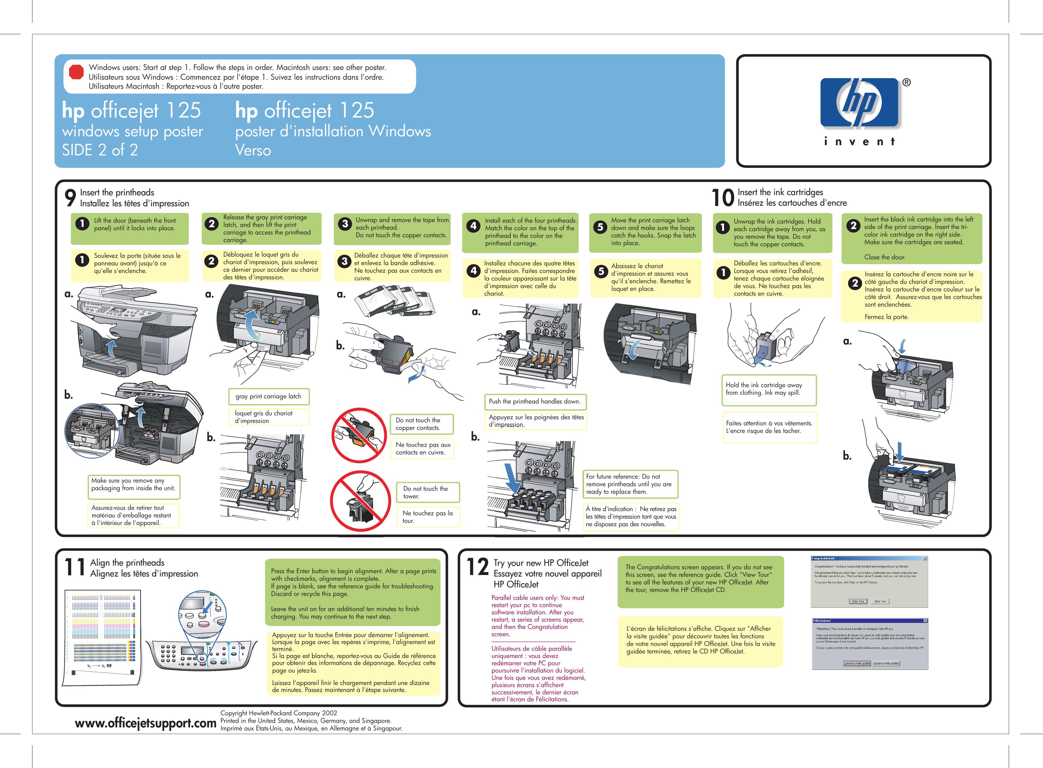 HP OFFICEJET D125XI WINDOWS 7 64 DRIVER