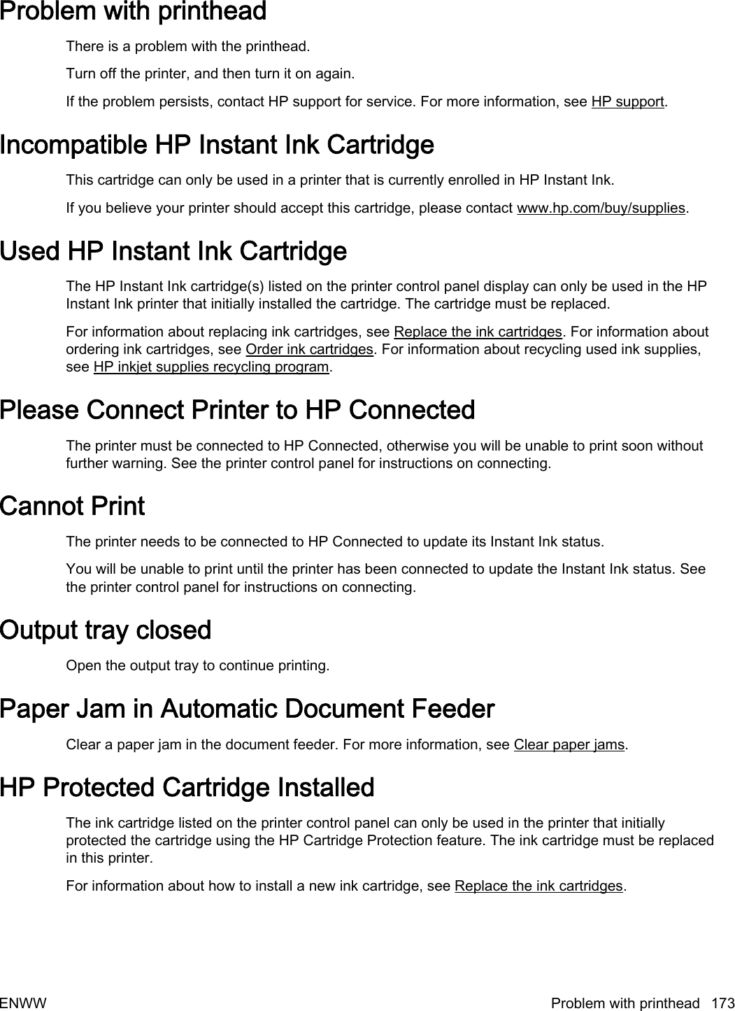 Hp Officejet Pro 6830 E All In One Printer Users Manual User