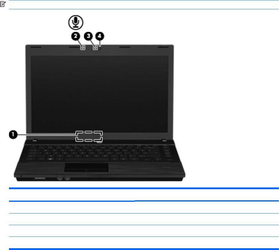 HP 624238-001 Laptop Screen 15.6 LED BOTTOM LEFT WXGA