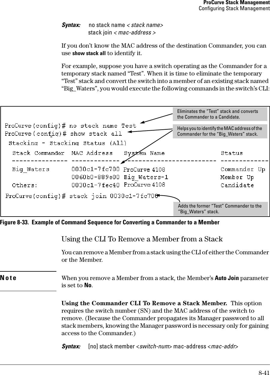 Hp Procurve 2610 Cli Commands