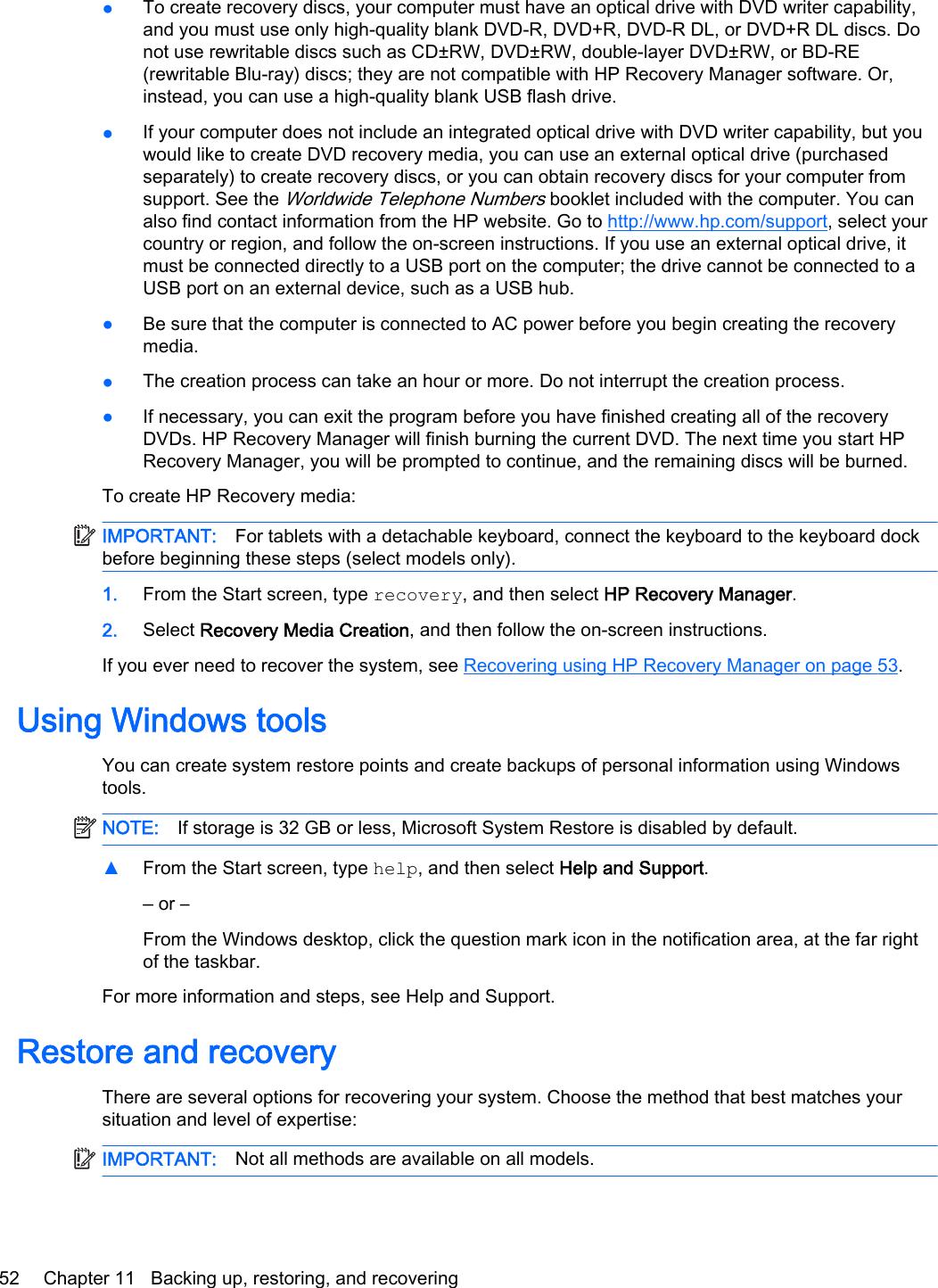 Hp Stream Notebook 13 C010Nr Energy Star Users Manual