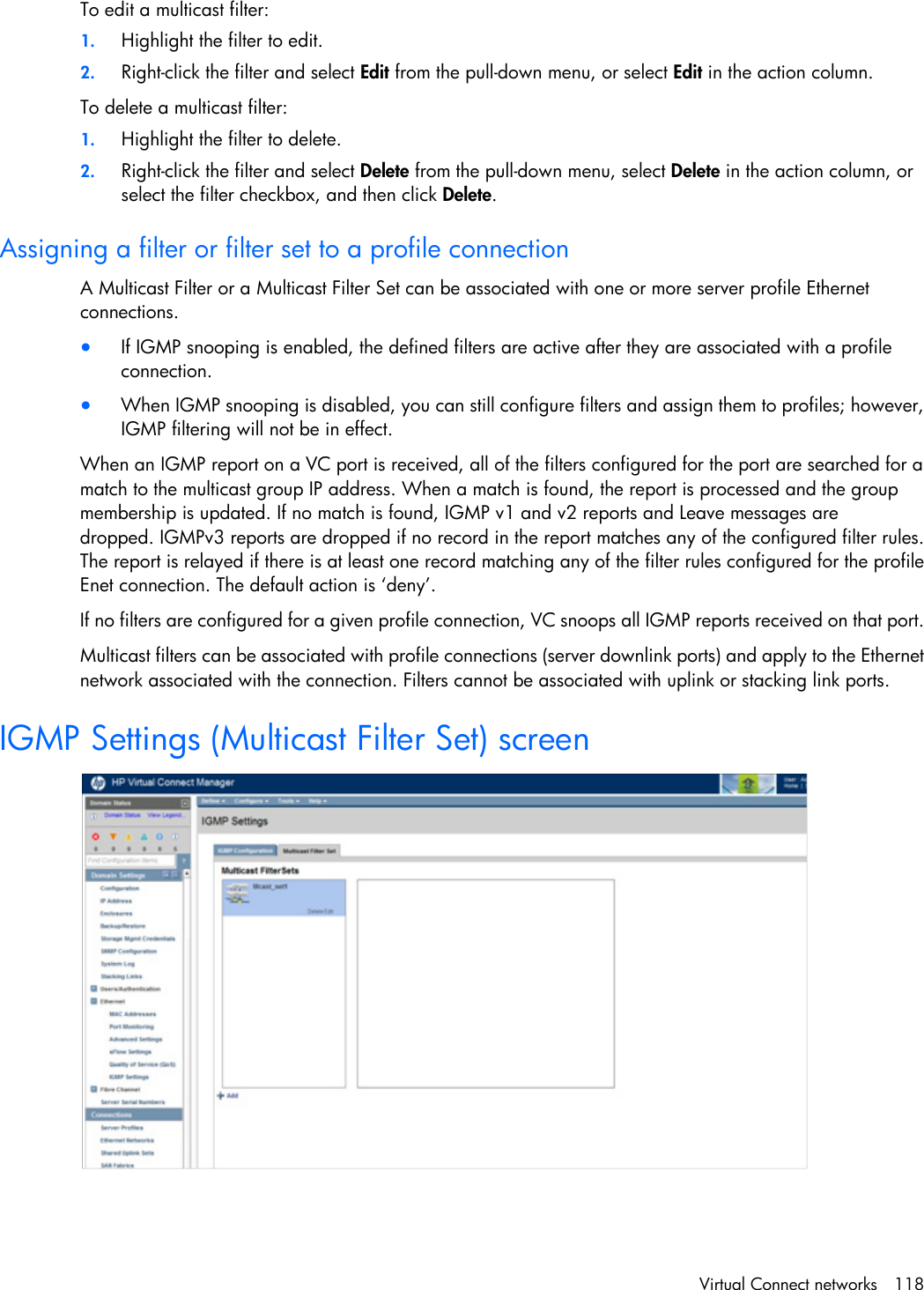 Hp Virtual Connect Firmware Users Manual For C Class