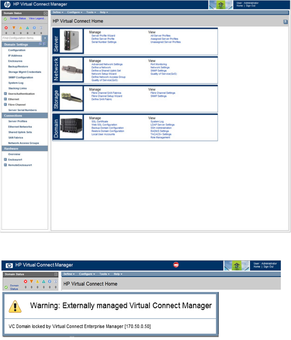 Hp Virtual Connect Firmware Users Manual For C Class ...