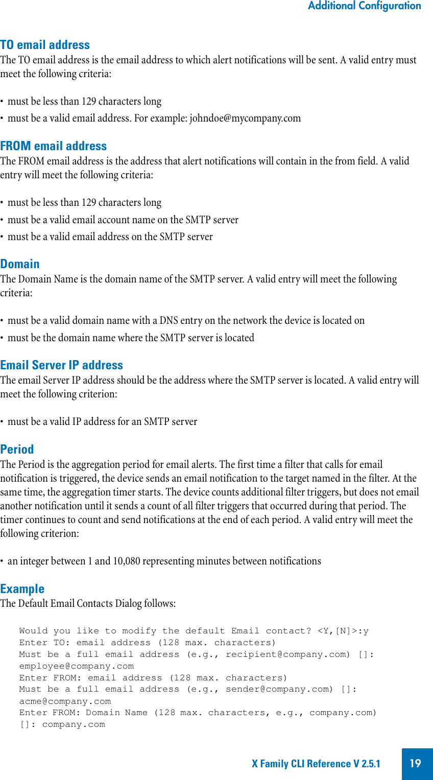 Hp X Unified Security Platform Series Command Reference