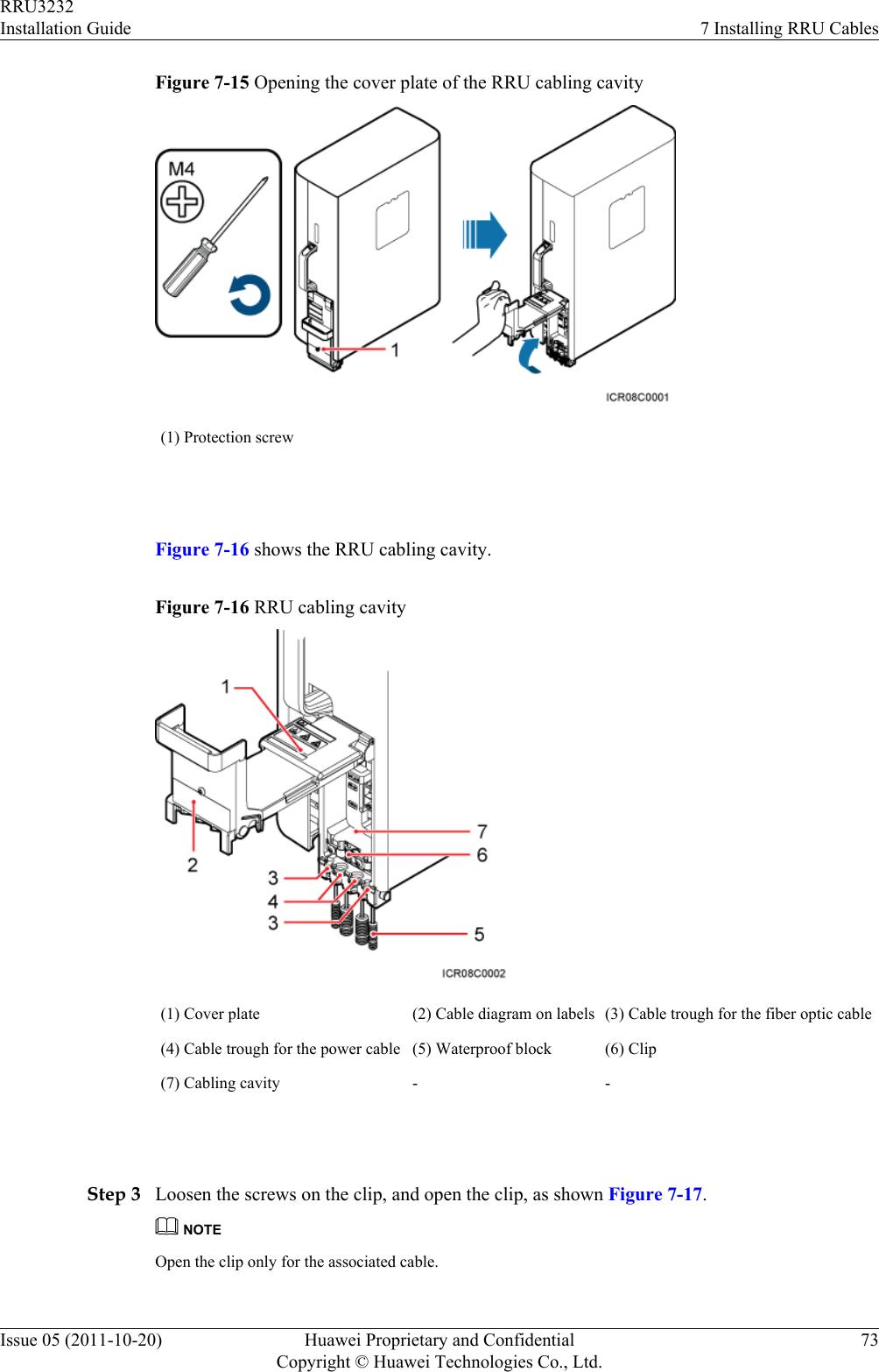 huawei technologies rru3232