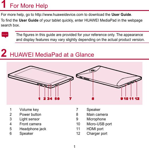 manual huawei s7
