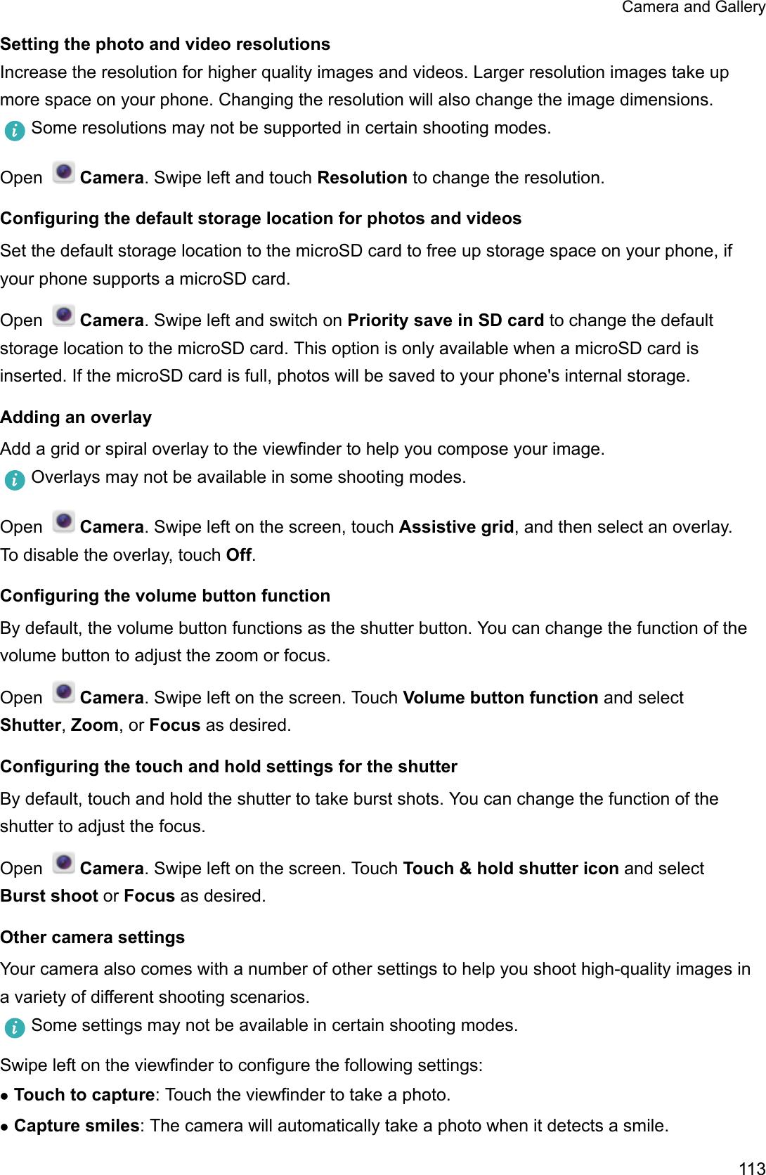 Huawei GR3 2017 User Guide (PRA LA1, 01, English