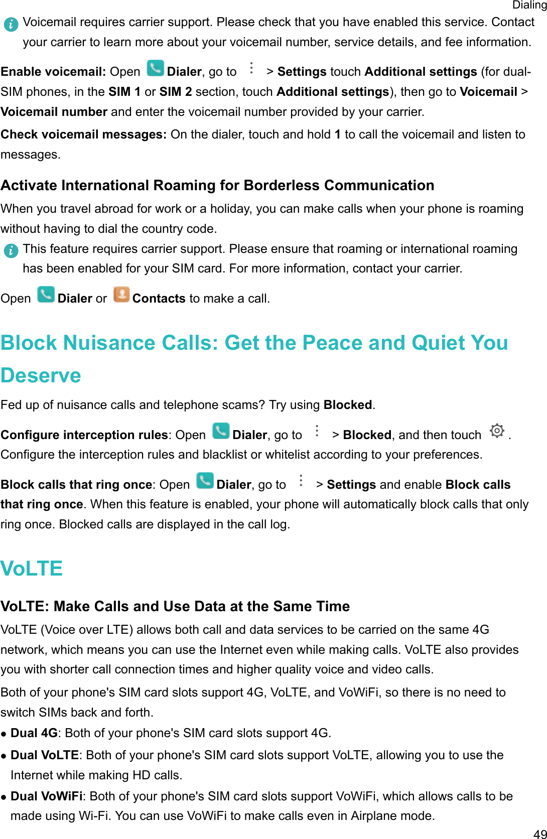 Huawei Mate 10 Pro User Guide (BLA L09&L29 01,EN,Normal)