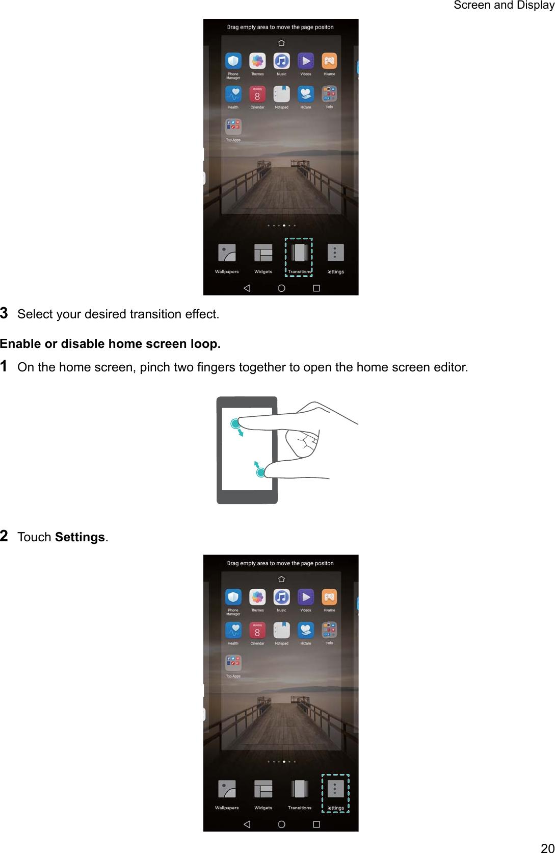 Huawei Mate 9 User Guide (MHA L29B, 01, IE)