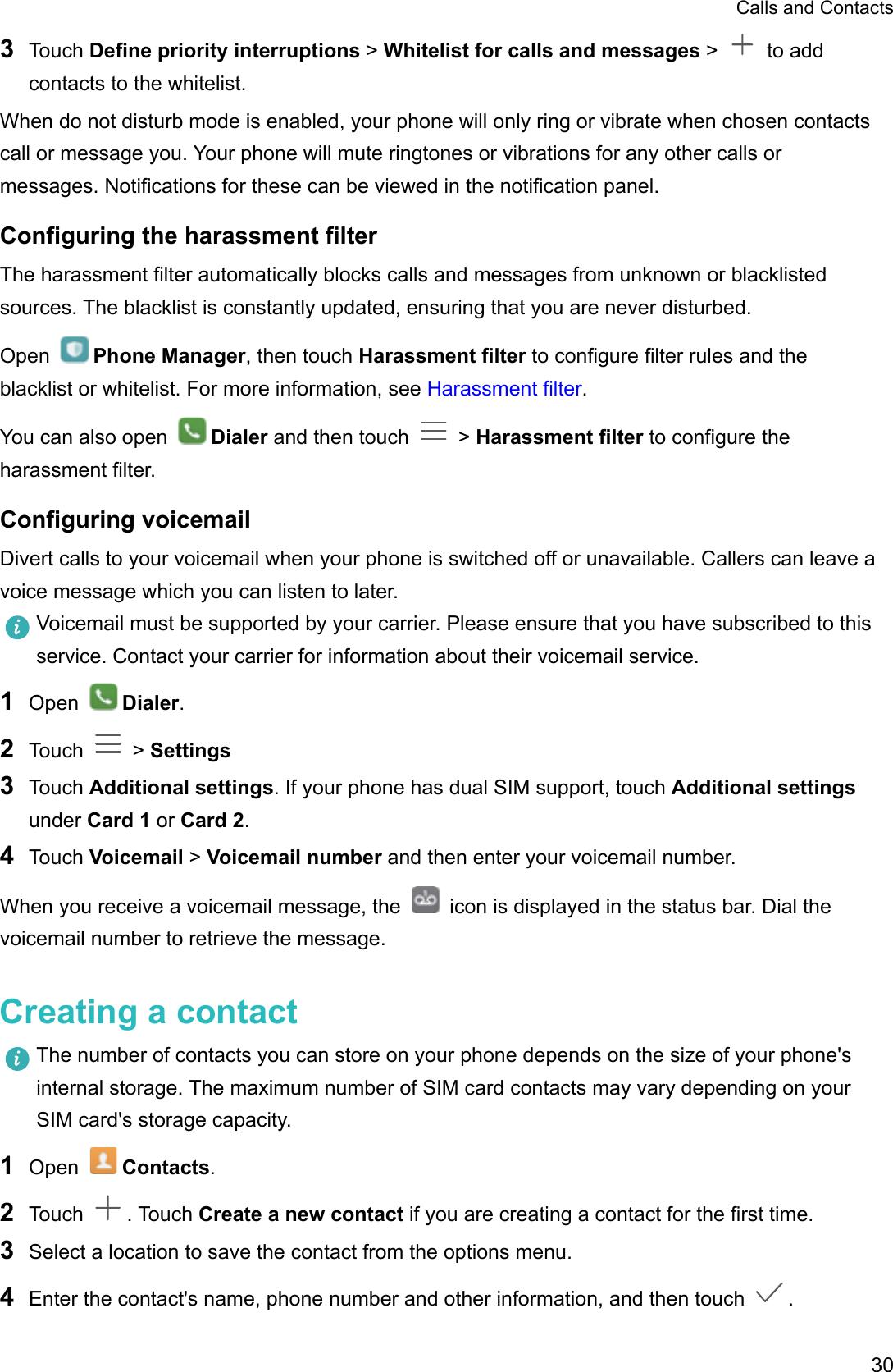Huawei Y5 2017 User Guide ( Mya L03&L23&L02&L22, 01, English)