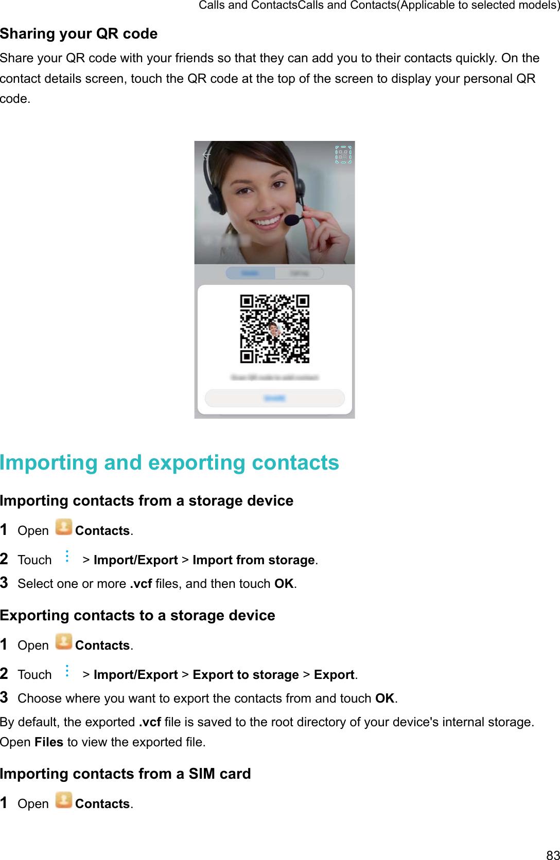 Huawei TRT Mobile Phone User Guide (V100R001_01,EN,Normal