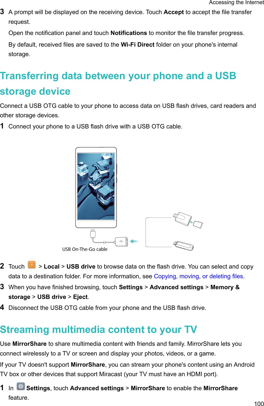 Huawei Honor 6X User Guide(BLN L21&L22, 01, En, Normal)