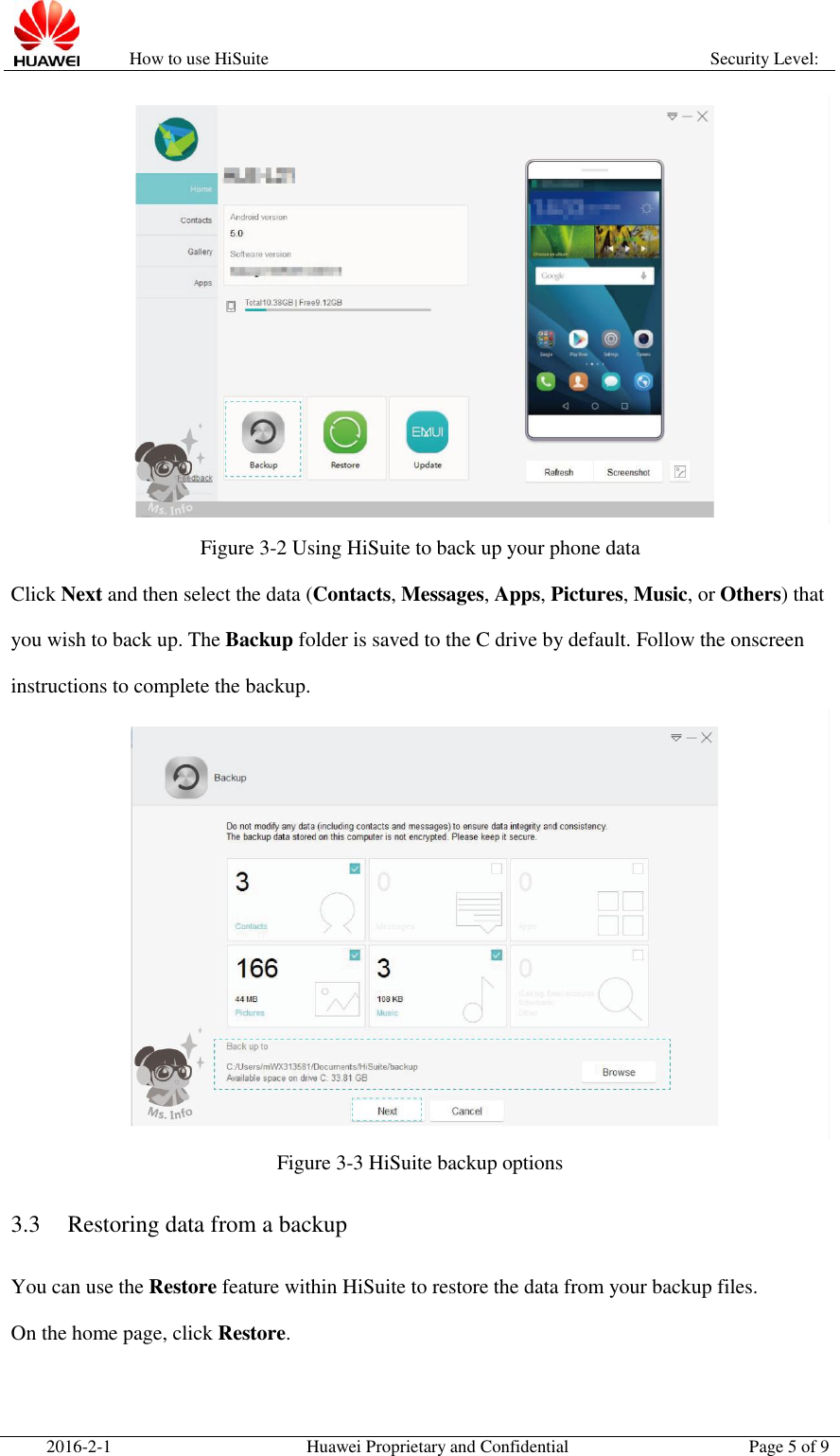 Huawei How To Use Hi Suite