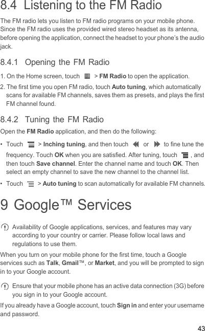 Huawei Ascend Ii Tracfone User Guide