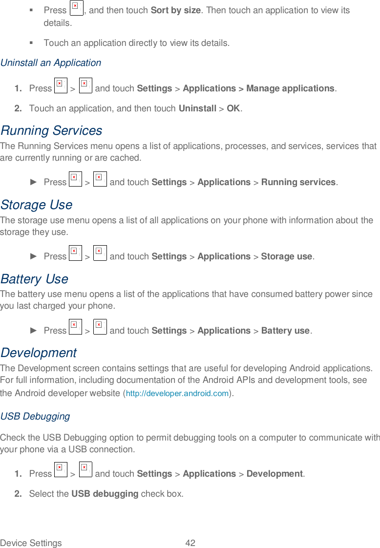 Android Usb Developer Guide