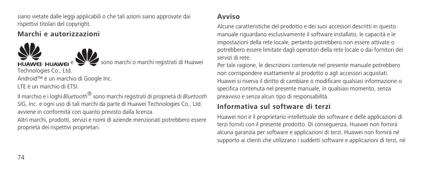 Huawei RIO Quick Start(01,Portuguese,Portugal)