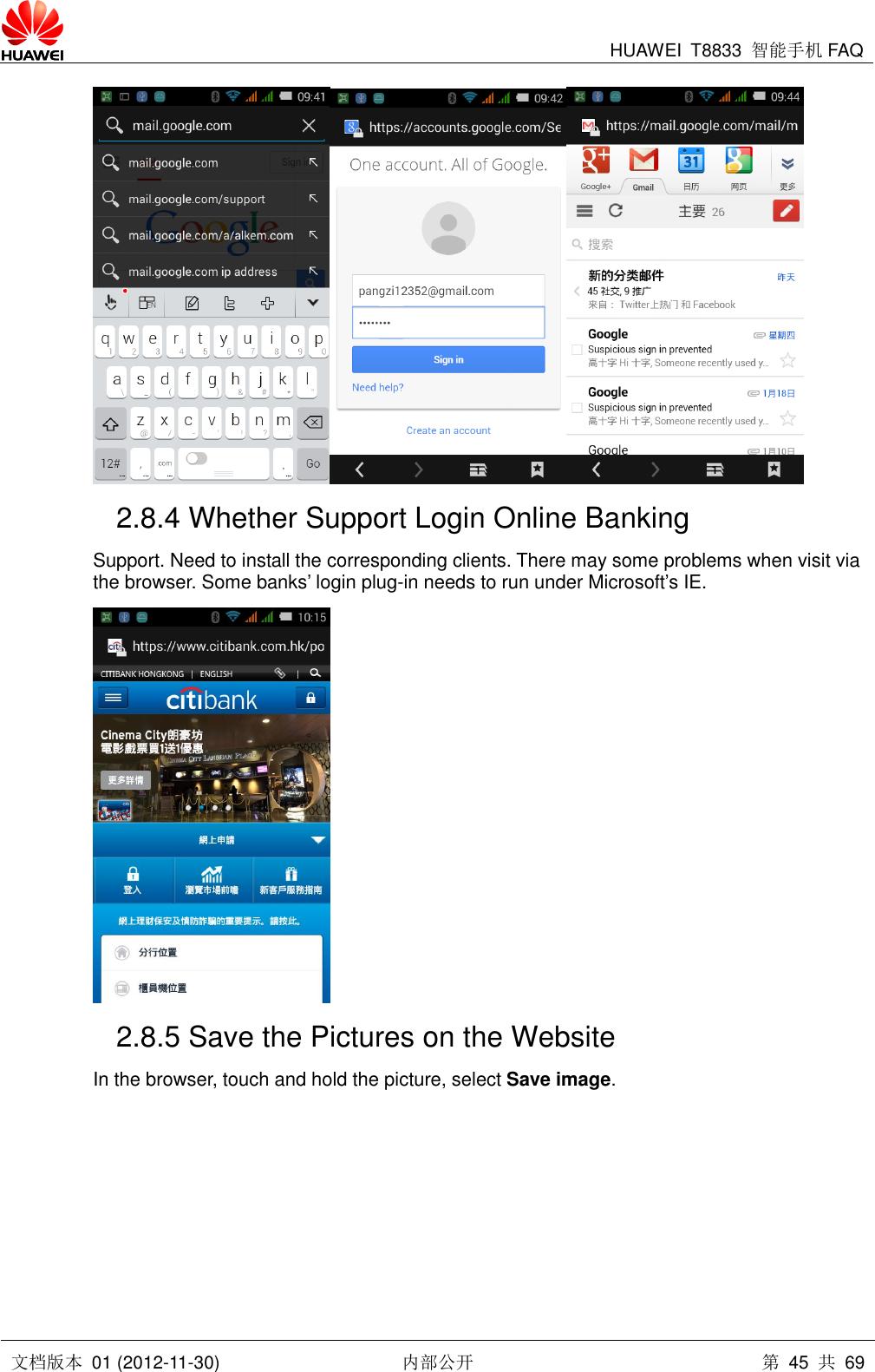Huawei y3 lite smart mobile phone faq 20151128 page 45 of 69 huawei y3 lite smart mobile phone faq 20151128 sciox Gallery