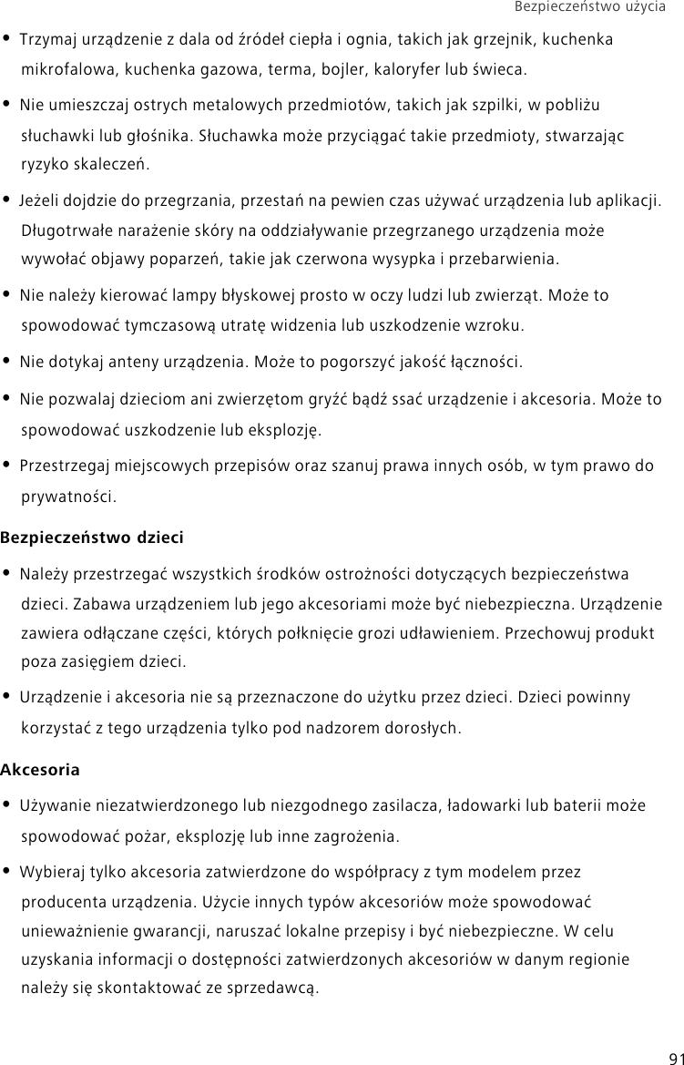 Huawei User Guide Pl