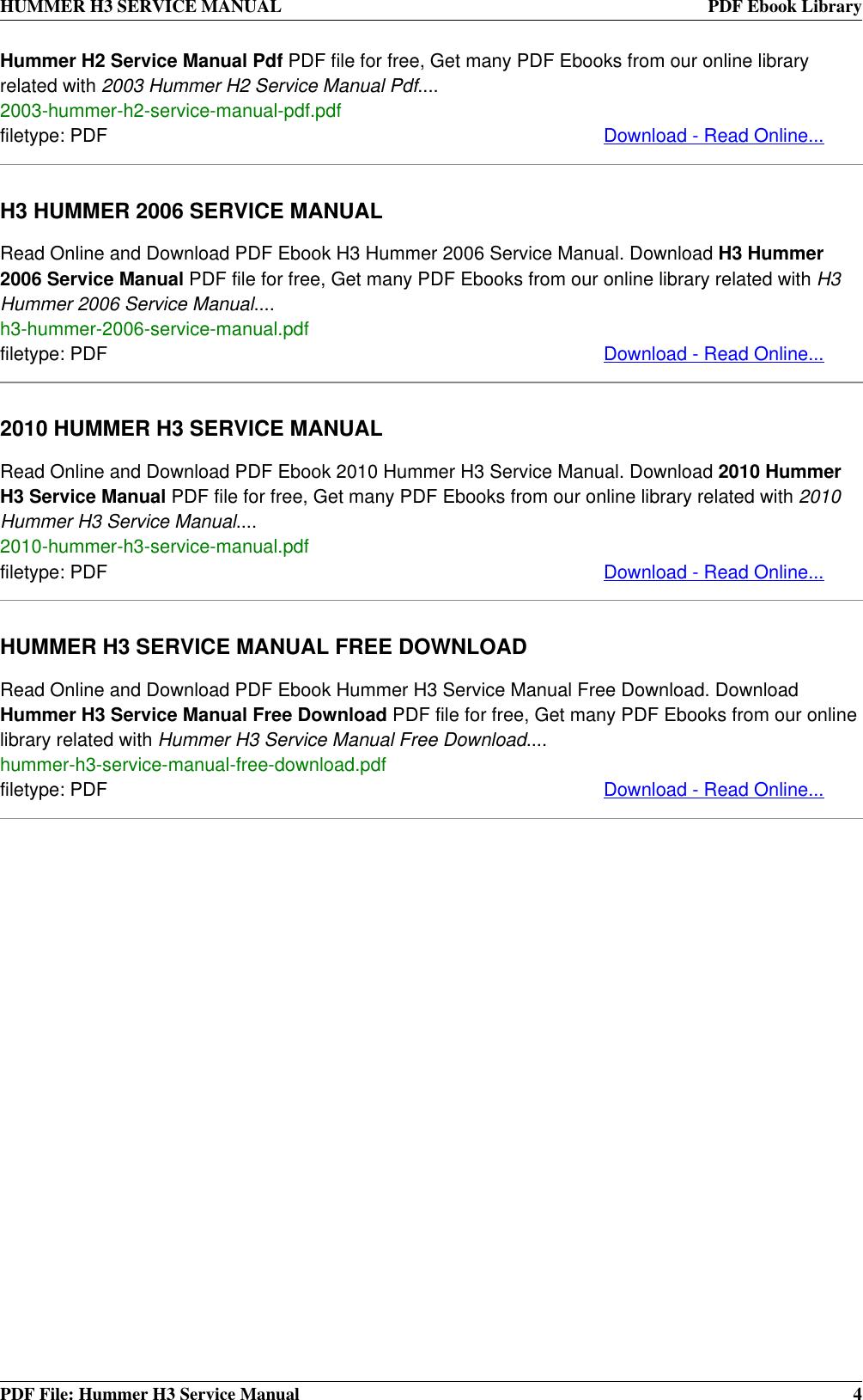 Cheap humvee user guide user manuals array cheap humvee user guide user manuals rh cheap humvee user guide user manuals leshielo fandeluxe Gallery