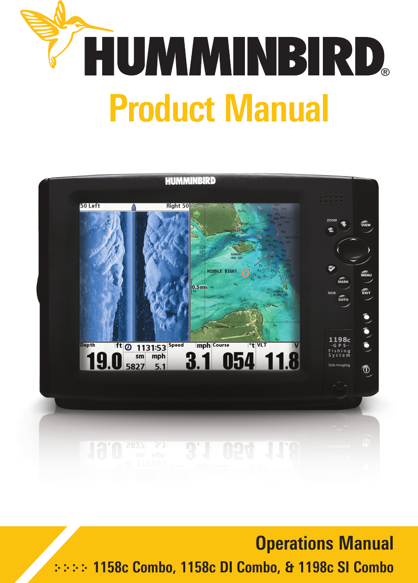 Humminbird 1198Cx Si Combo 1158Cx Di Hd Xd Owner S Manual  54763_38_WireAuthorization
