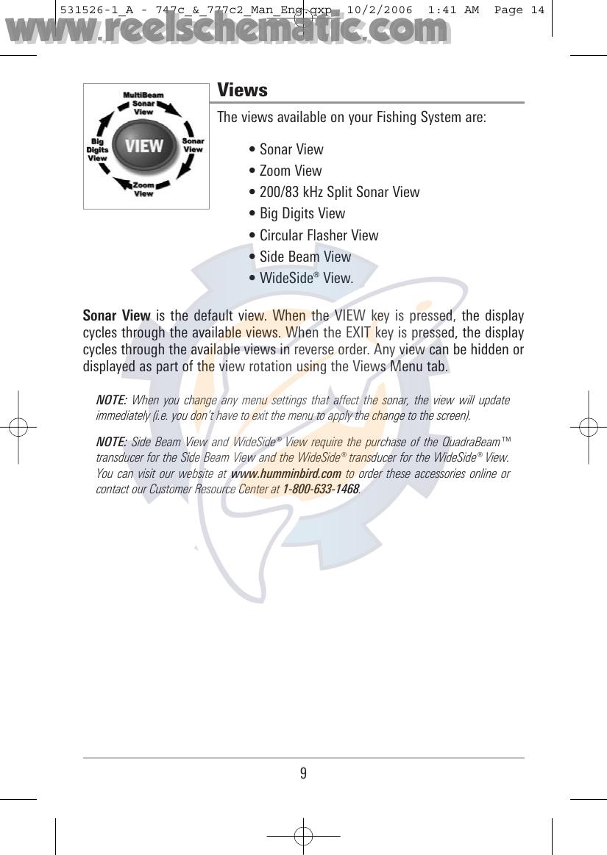 Humminbird Gps Receiver 777C2 Users Manual 531526 1_A