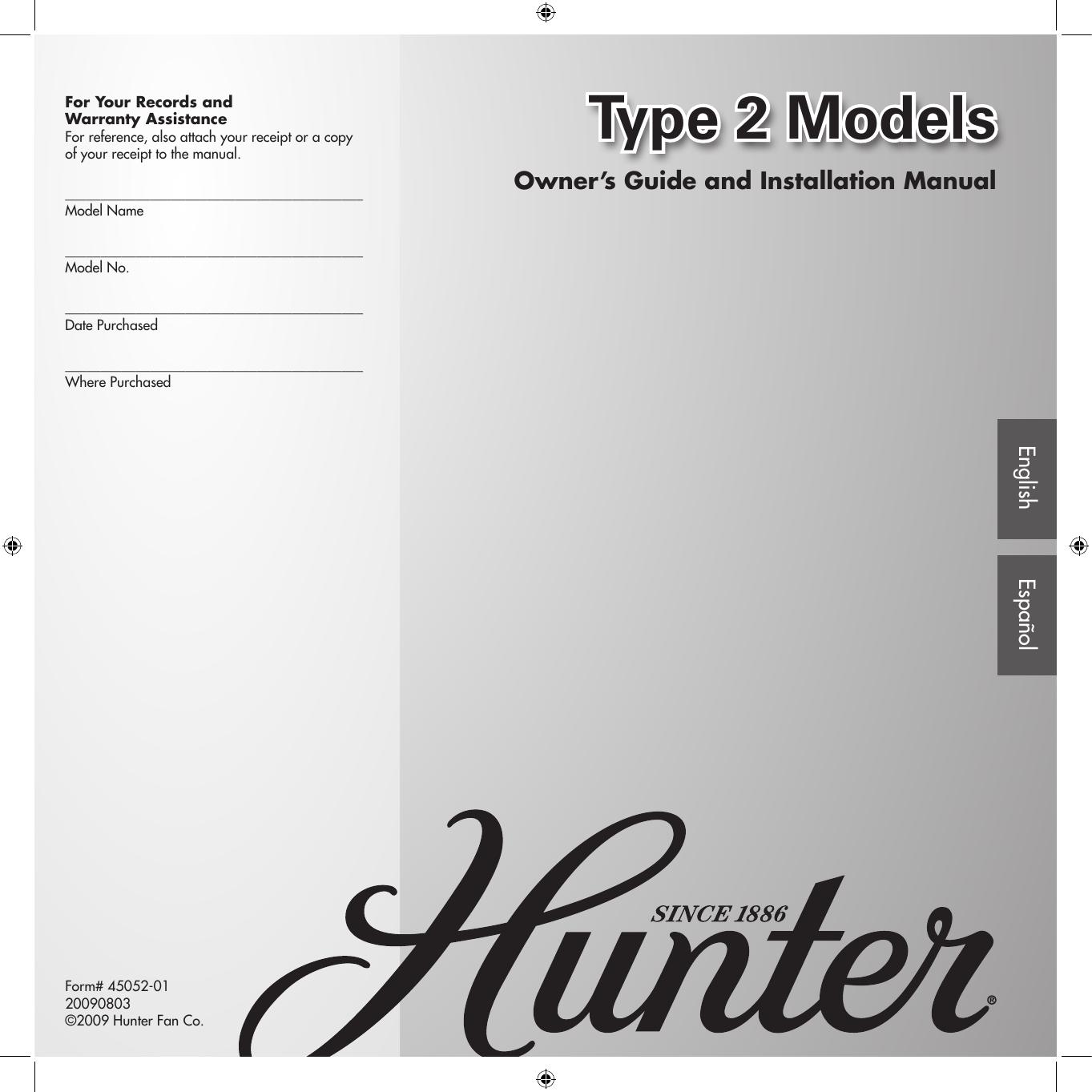Rep Ross Hunter Manual Guide