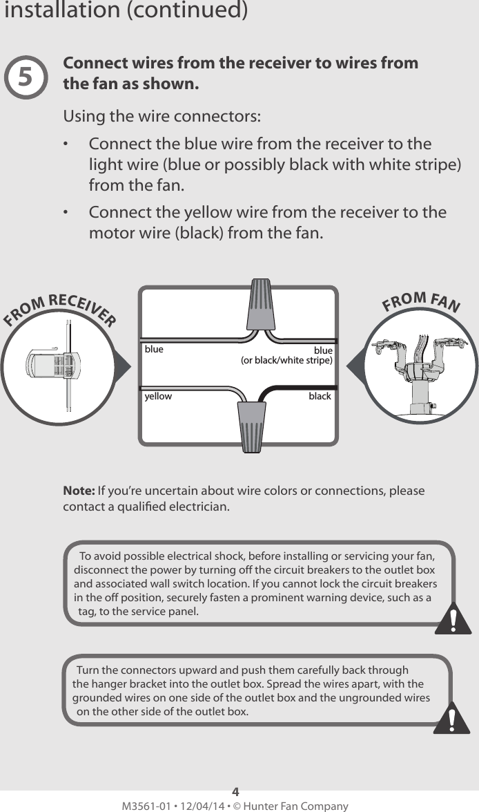 Enchanting Hunter Fan Receiver Wiring Diagram Composition ...