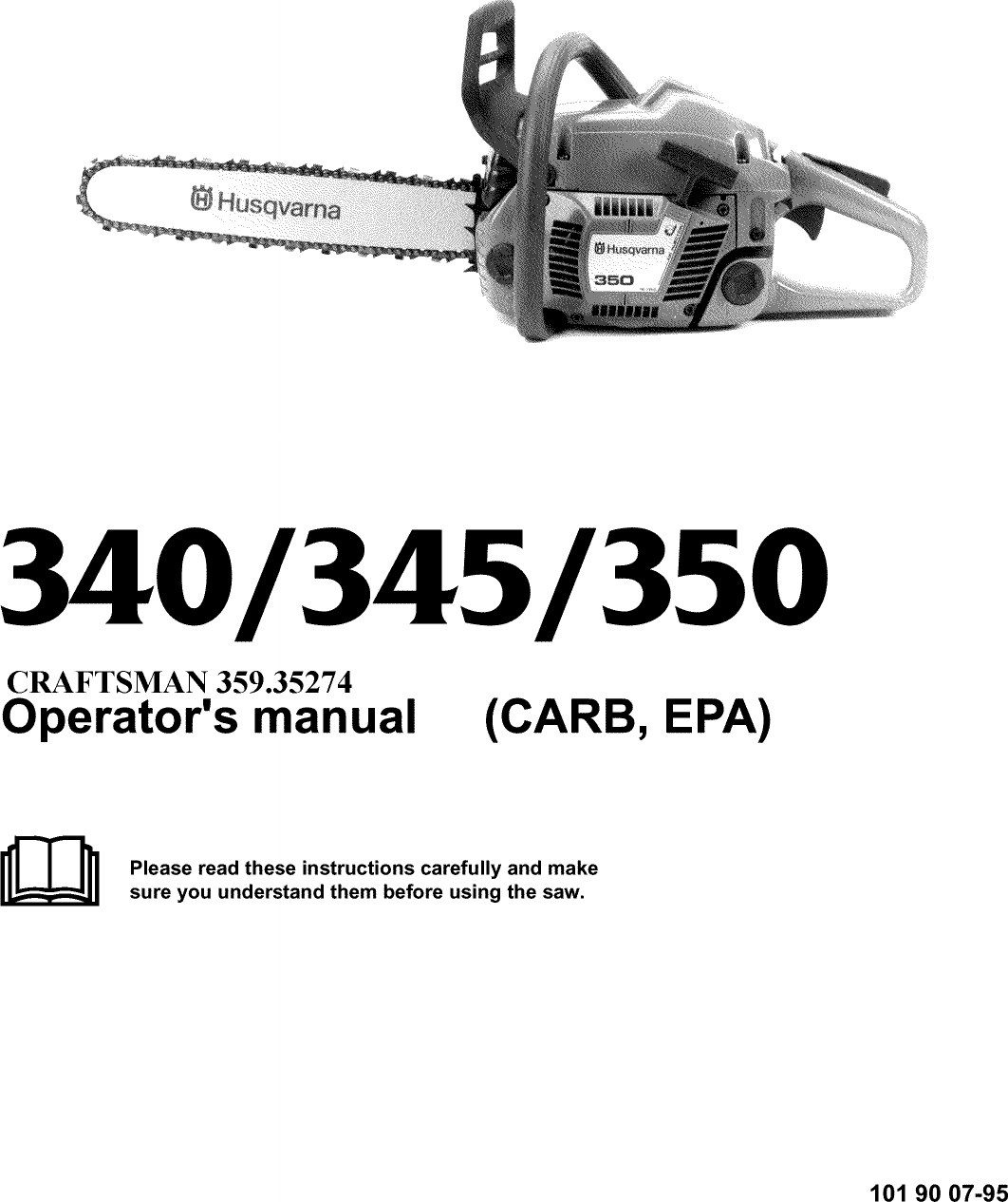 husqvarna 35935274 user manual 16 chainsaw manuals and guides l0208206 rh usermanual wiki