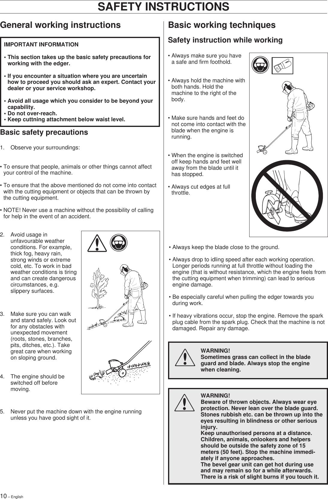 Husqvarna 326Ex Users Manual OM, 326 E X Series, CARB II
