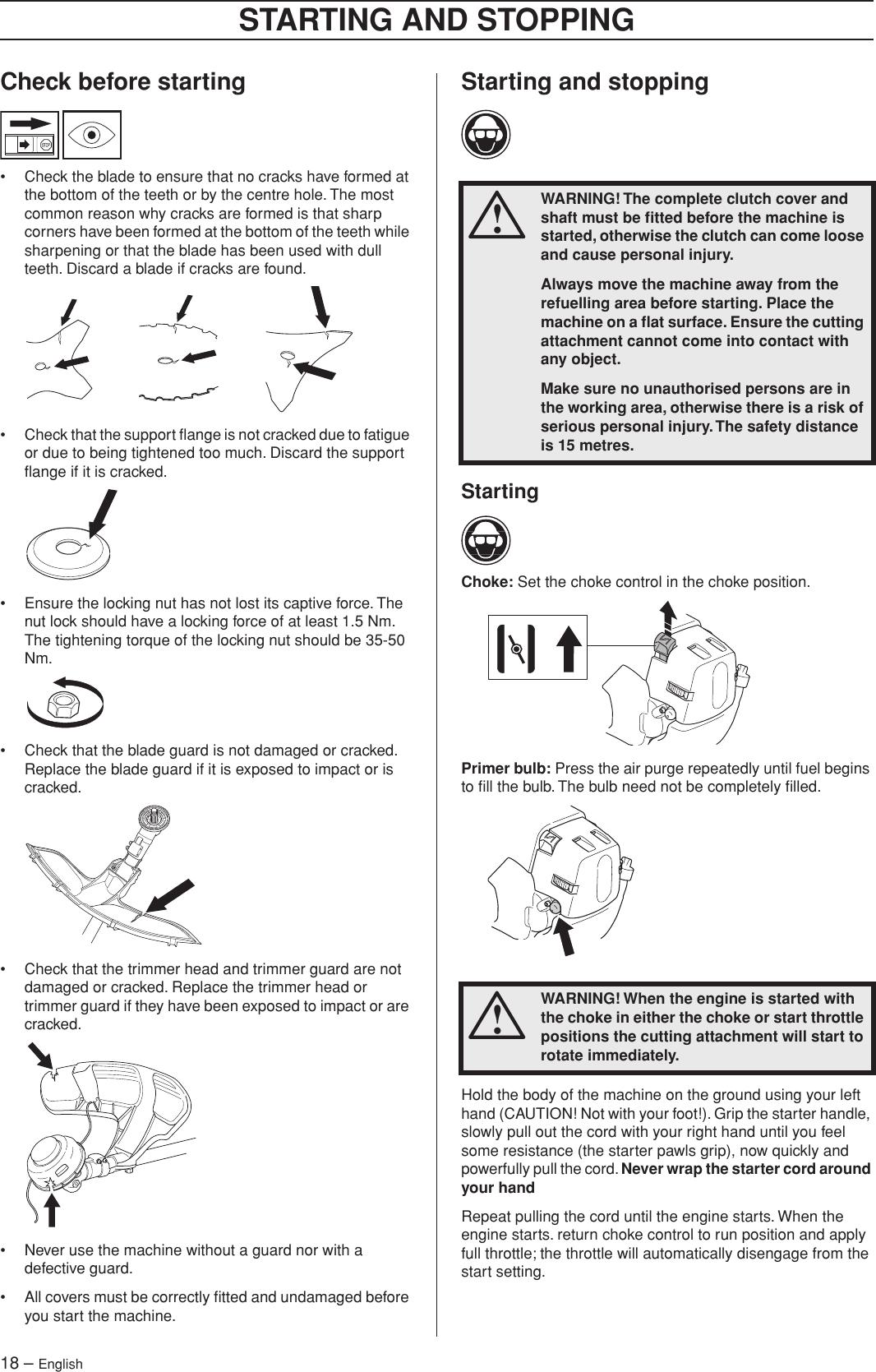 Husqvarna 335Rx Series Users Manual OM, 333 R, 335 R X series, EPA