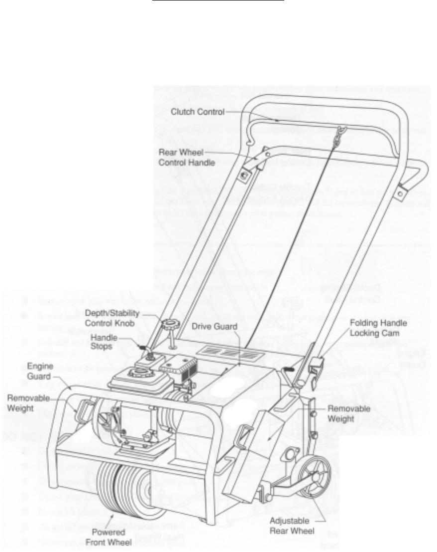 Husqvarna Ar19 Users Manual Operator's Manual, AR 19/ 25/ TA 36 ...