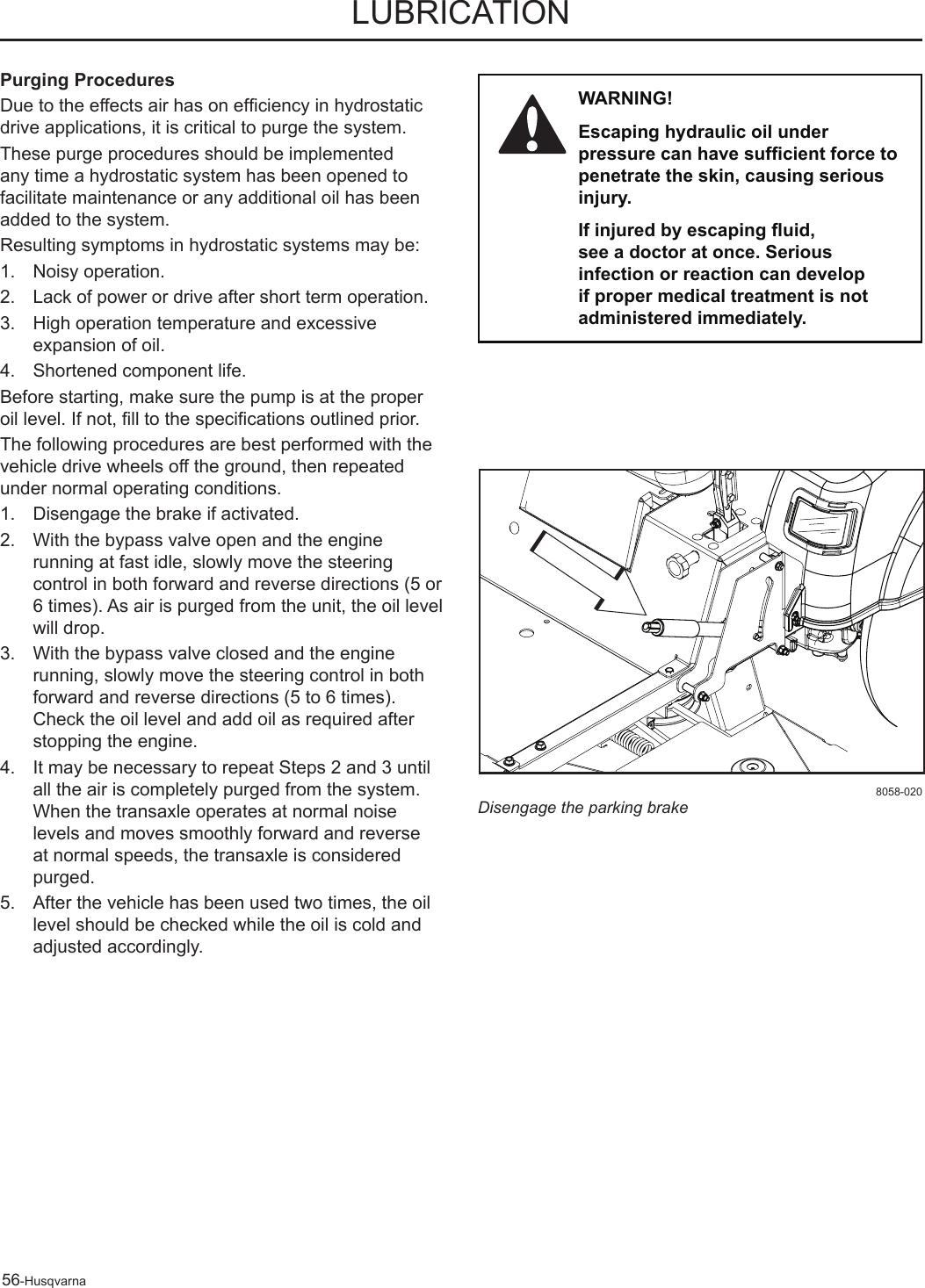 Husqvarna Lawn Mower Ez4824 965880401 Users Manual OM, EZ ZERO TURN