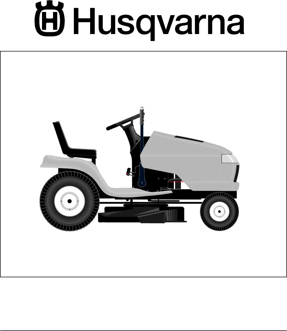 husqvarna yth1848xp engine manual sample user manual u2022 rh dobrev co Husqvarna 48 Inch Mower Snowblower Attachment for Husqvarna Yth 150