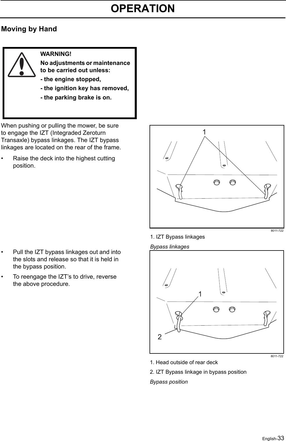 Husqvarna Z4822 Users Manual OM, Z 4822/ 4824, 2005 11, Ride Mower