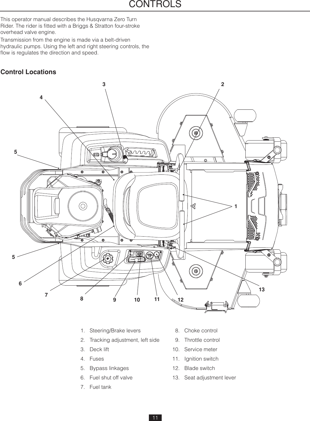 Husqvarna Mz6128 Wiring Diagram    Wiring Diagram